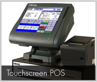 Apex Business Machines - Touchscreen POS